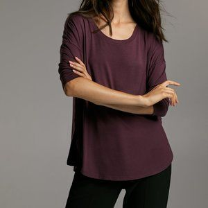 Aritzia Norris 3/4 sleeve t-shirt XS